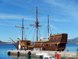 the galleon , marycoons - October 2015