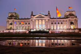 The Reichstag building - May 2011