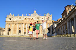 Vatican, Jeff - July 2013