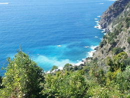 Photo of Florence Cinque Terre Hiking Day Trip from Florence View from hiking