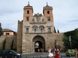 Photo of Madrid Toledo Half-Day or Full-Day Trip from Madrid A grand entrance to the city Toledo