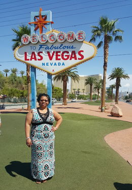 Vegas baby!!! , Regina J - October 2015