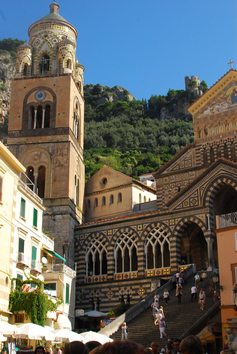 Church in Amalfi - Rome