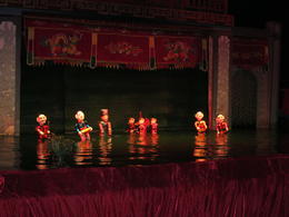 Photo of Hanoi Water Puppet Show with Buffet Dinner from Hanoi Drama unveilling