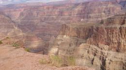 Taken from the edge of the west rim. The hight and distance doesn't really quite show. , Stefan G - September 2013