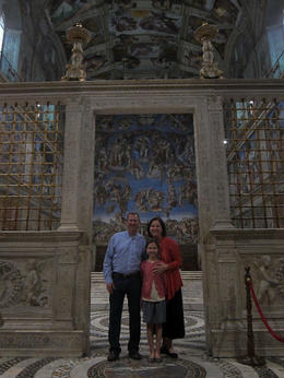 Photo of Rome Viator VIP: Sistine Chapel Private Viewing and Small-Group Tour of the Vatican's Secret Rooms VIP Access to Sistine Chapel!