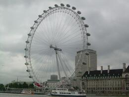 London Eye., Neville B - August 2008
