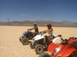 Photo of Las Vegas Hidden Valley and Primm Extreme ATV Tour On Our Steeds
