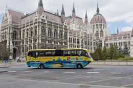 Photo of Budapest Budapest Sightseeing Tour by Land and Water Parlament (2).jpg