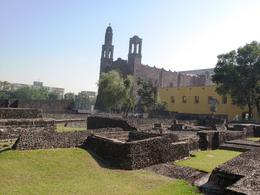 Photo of Mexico City Teotihuacan Pyramids and Shrine of Guadalupe plaza de las tres culturas