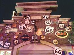 At Cars Land, World Traveler - June 2012