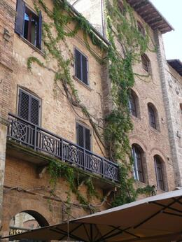 Photo of Florence Siena and San Gimignano Day Trip from Florence San Gimignano Main Piaza