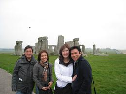Me and my wife Juliet with Boboy and Karol., Edward C - May 2008