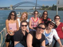 Viator Customer Service outing! Ra, Karen, Nicole, Fleur, Mandy, Kathryn, Amanda and Heather., Chou Fleur - October 2010