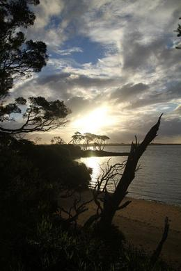 Photo of   View from my friend's house on Phillip Island, Melbourne
