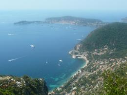 Photo of Monaco Monaco Super Saver: Small-Group Tour of Cannes, Antibes, Eze and Monaco view from ruins in eze.jpg