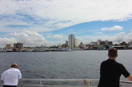 Leaving Manaus behind., Bandit - May 2013