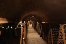 Just one small part of the cellars at Moet and Chandon , Christopher R - September 2011