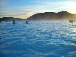 Photo of Reykjavik Blue Lagoon Spa Roundtrip Transport from Reykjavik blue lagoon