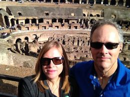Great tour of the famous Colosseum. The guide was wonderful, very knowledgable and kept everyone engaged. , Laurel M - October 2015