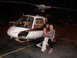 Photo of Las Vegas Las Vegas Night Strip Helicopter Tour Helicopter at Night Strip Tour