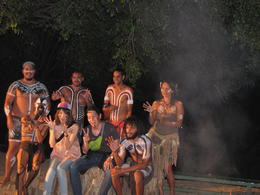 Photo of Cairns & the Tropical North Aboriginal Cultural Tjapukai by Night Tour including Buffet Dinner Invoking Fire God