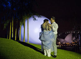 Photo of Sydney Opera Performance on Sydney Harbour Madama Butterfly