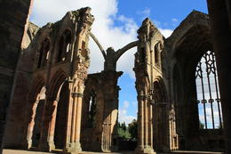Photo of Edinburgh Da Vinci Code and Scottish Borders Small Group Day Trip from Edinburgh Melrose Abbey 2
