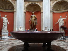 Photo of Rome Skip the Line: Vatican Museums, Sistine Chapel and St Peter's Basilica Half-Day Walking Tour Musée du Vatican