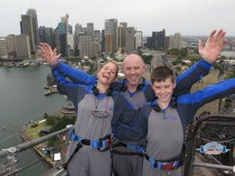 Photo of Sydney Sydney BridgeClimb New Years Day 2014