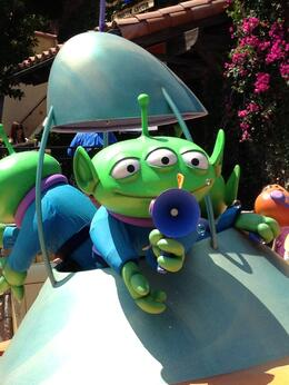 Photo of Anaheim & Buena Park 4-Day Disneyland Resort Ticket Pixar Play Parade