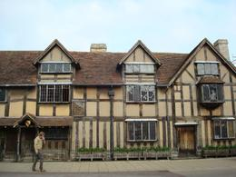 Birthplace of Shakespeare - March 2009