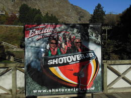 Photo of Queenstown Shotover River Extreme Jet Boat Ride from Queenstown Shotover Standin