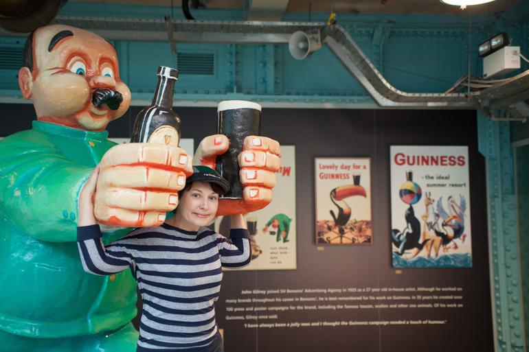 Skip the Line: Guinness Storehouse Entrance Ticket - Dublin