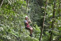 Photo of Ocho Rios Jamaican Canopy Tour from Ocho Rios