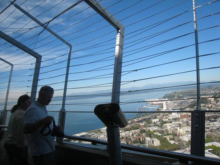 Space Needle Views - Seattle