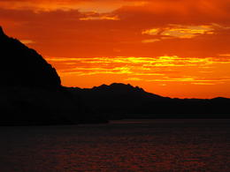 Photo of Las Vegas Lake Mead Dinner Cruise Sunset on Lake Mead