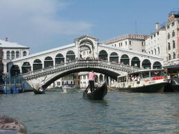 Boat tour on a perfect day in Venice! , Heide S - May 2011