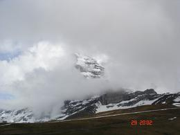 Photo of Zurich Eiger - Jungfrau Glacier Panorama View (from Zurich) View of Eiger Mountain