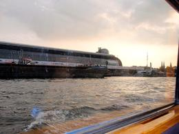 Photo of Amsterdam Amsterdam Canals Cruise with Dinner Cooked On Board View of the harbor