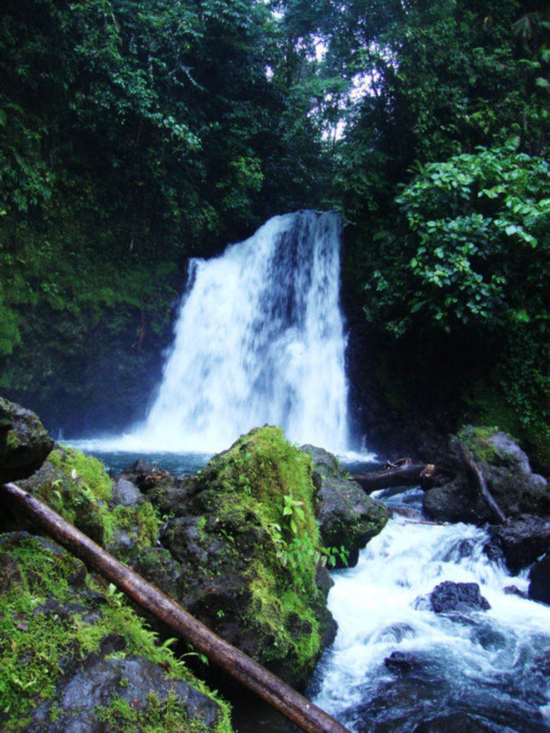 Waterfall in Volcan Arenal National Park - Arenal Volcano National Park