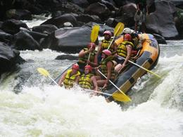 Photo of Cairns & the Tropical North Tully River Full-Day White Water Rafting from Cairns including BBQ Lunch White Water Rafting