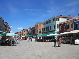 Photo of Venice Murano, Burano and Torcello Half-Day Sightseeing Tour Burano