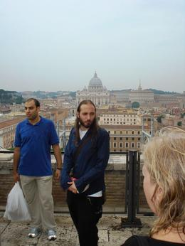 Our tour guide Roberto made Rome come alive through his storytelling linked to the Angels and Demons novel. He also great historical background., Terence O - October 2012