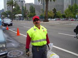 Photo of San Francisco San Francisco Super Saver: City Tour plus Muir Woods and Sausalito Day Trip Garbage Man