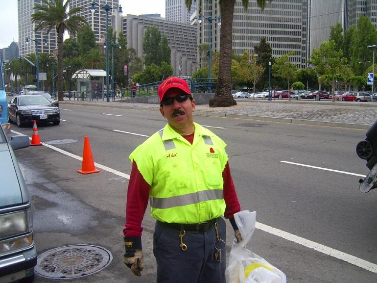 Garbage Man - San Francisco