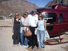 Photo of Las Vegas Grand Canyon All American Helicopter Tour In Safe Hands