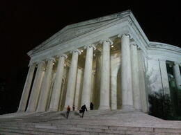 Photo of Washington DC Washington DC by Night Small-Group Tour Jefferson Memorial