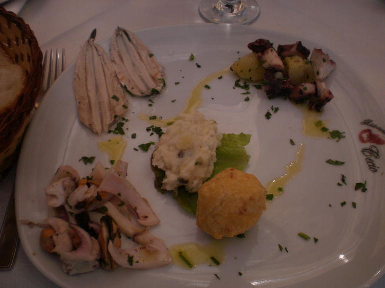 Lunch part 1 - Florence