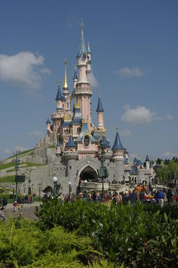Photo of Paris Disneyland Paris Ticket: 1 Day 2 Park Magical castle